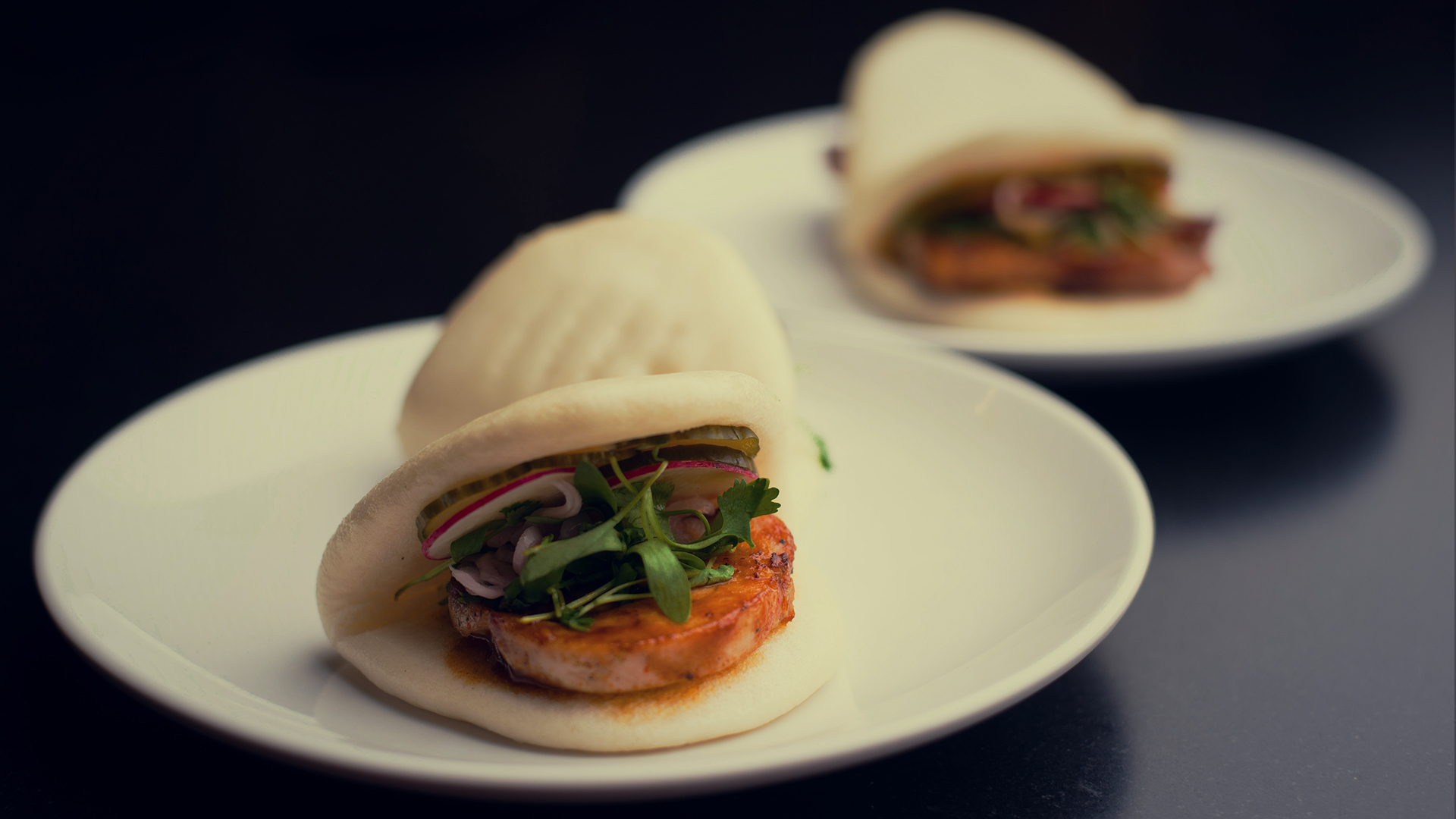 Gaku Chicken Buns